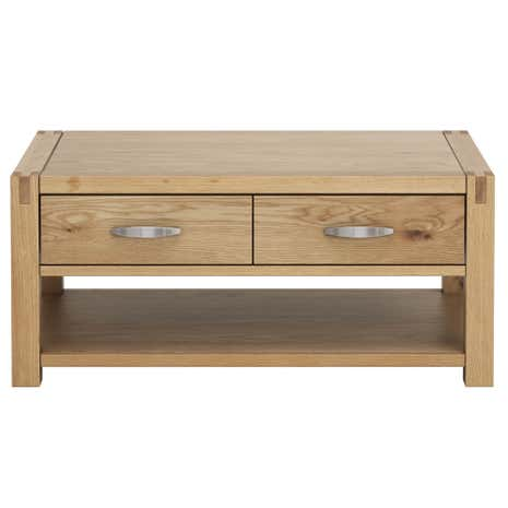 Coffee Tables | Oak & Small Coffee Tables | Dunelm