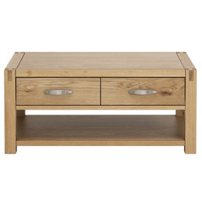 Hastings Solid Oak Coffee Table