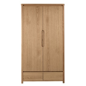 Jasper Oak Gents Wardrobe