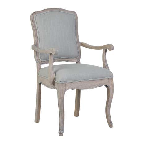 Amelie Carver Dining Chair Dunelm - Carver dining chairs