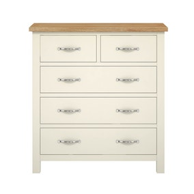 Sidmouth Cream 5 Drawer Chest