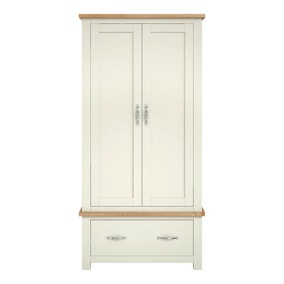 Sidmouth Cream Gents Wardrobe