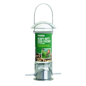 Premium Metal Bird Feeder