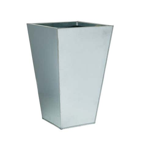 Metal Tapered Planter