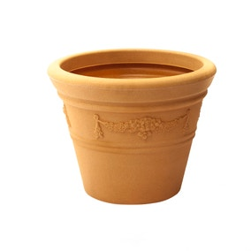 Garland Terracotta Planter