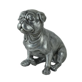 Large Pug Ornament