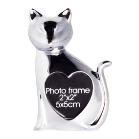 Cat Mini Photo Frame