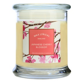 Destinations Japanese Cherry Blossom Candle Jar