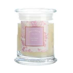 Destinations Eastern Peony Candle Jar