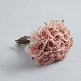 Dried Look Rose Bouquet
