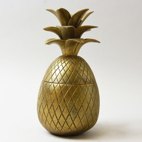 Pineapple Trinket Pot