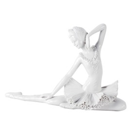 Sitting Ballerina Ornament