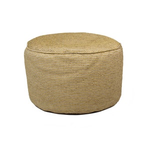 Egypt Green Pouffe