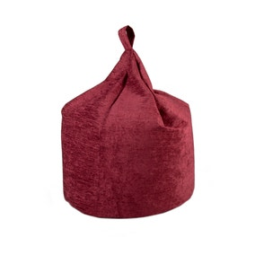 Maurice Raspberry Bean Bag