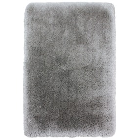 Extra Large Silver Jewel Rug