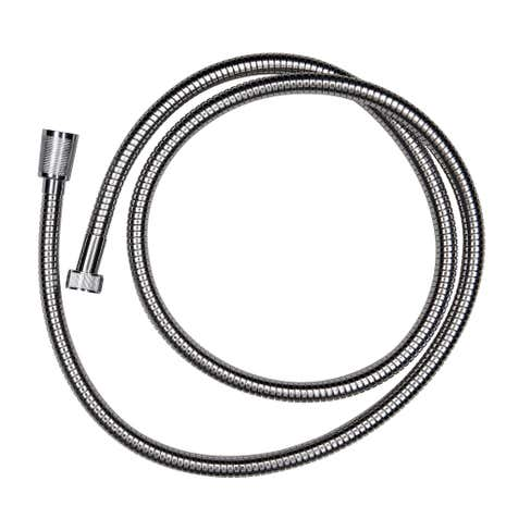 Aquastretch Extendable Shower Hose
