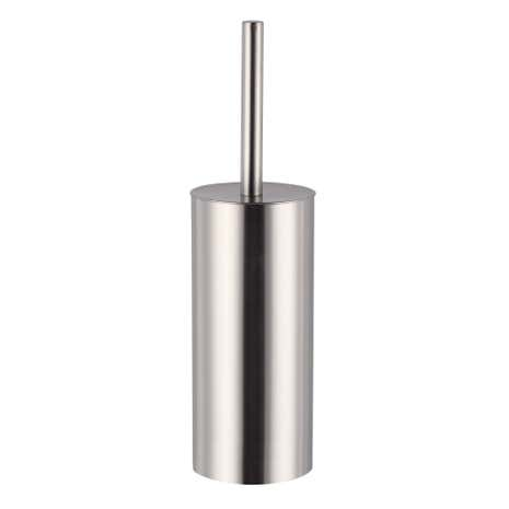 Brushed Metal Toilet Brush