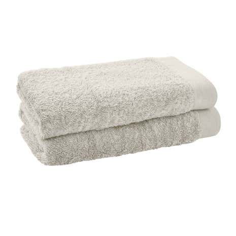 Casual Cotton Natural Towel