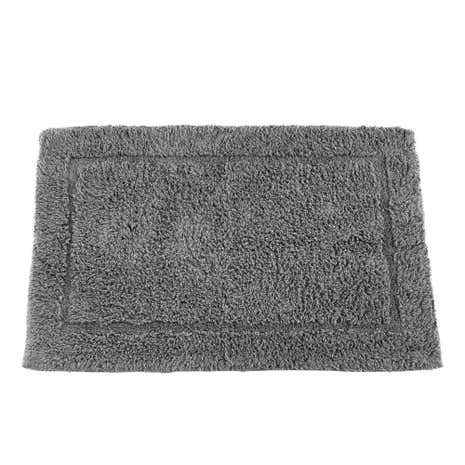 Hotel Grey Bath Mat