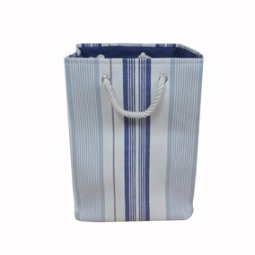 Nautical Stripe Laundry Bag