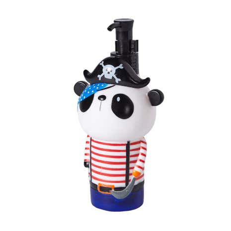Pirate Panda Lotion Dispenser