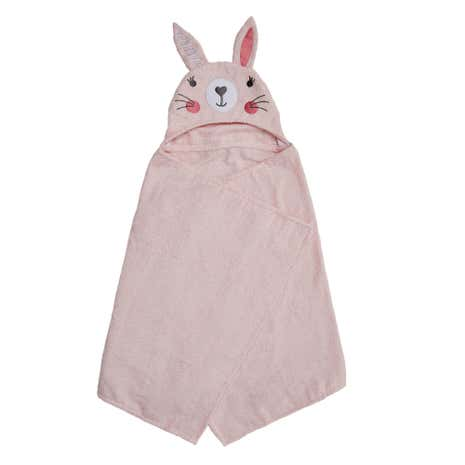 Katy Rabbit Hooded Poncho