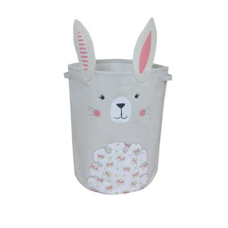 Katy Rabbit Laundry Basket