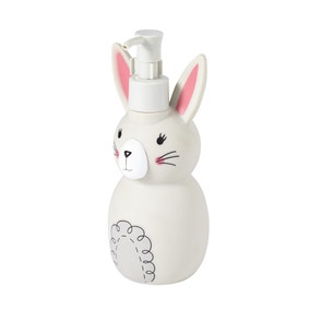 Katy Rabbit Lotion Dispenser
