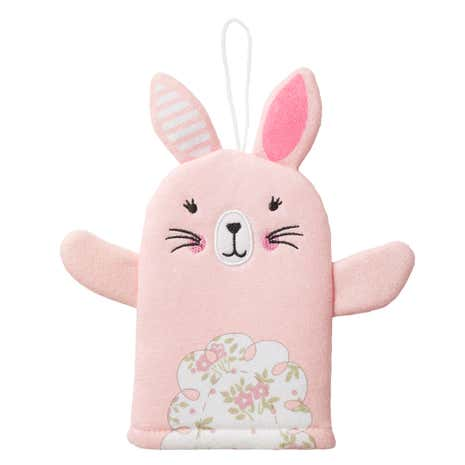 Katy Rabbit Wash Mitt