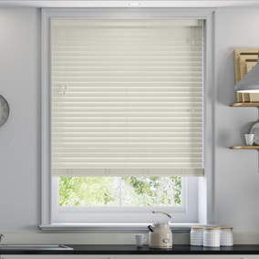 50mm pumice stone faux wood venetian blind