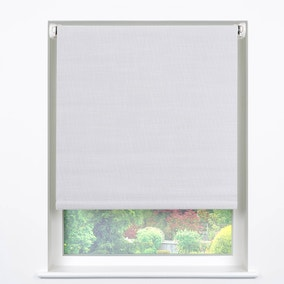 Bexley Dove Grey Auto Blackout Roller Blind