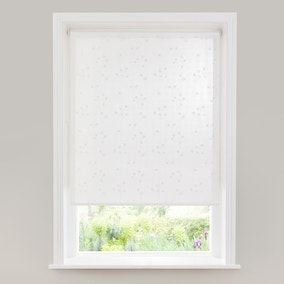 Honesty White Sheer Roller Blind