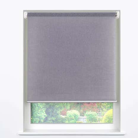 Sheer Grey Auto Roller Blind