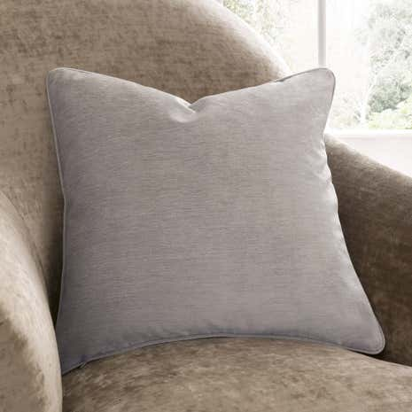 Dorma Lymington Grey Cushion
