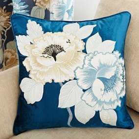 Imogen Blue Cushion