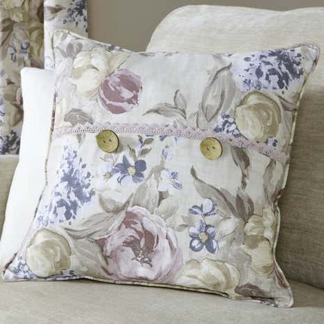Isabella Mauve Cushion