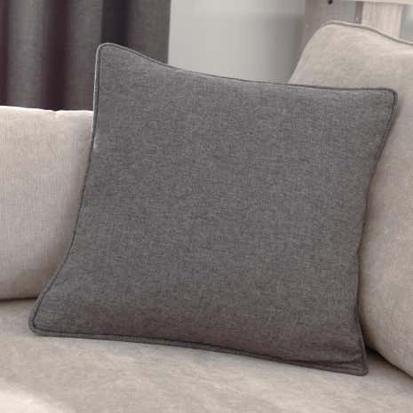 Luna Grey Cushion