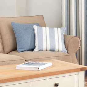 Padstow Blue Cushion