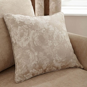 Rose Natural Cushion