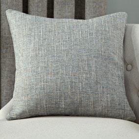 Thornton Blue Cushion
