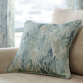 Waves Seafoam Cushion