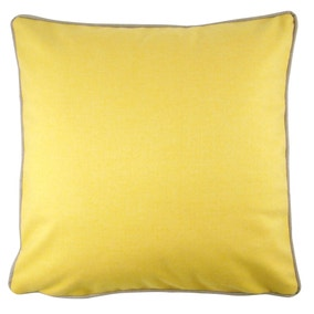 Large Avalon Ochre Cushion Cover
