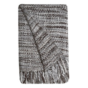 Camden Grey Throw