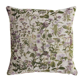 Country Garden Tapestry Cushion