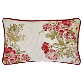 Dorma Brympton Red Cushion