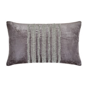Eliza Pewter Cushion