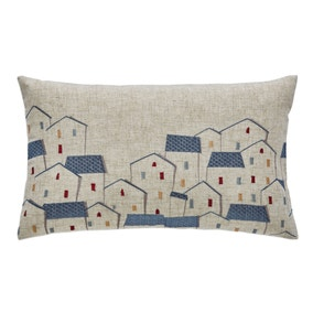 Rooftops Boudoir Cushion