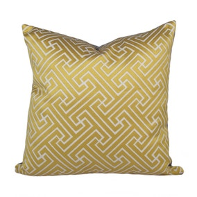Yellow Trystan Cushion