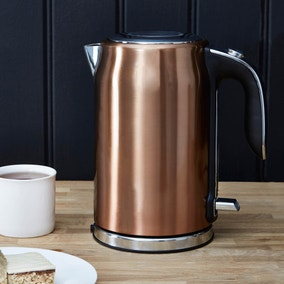 Copper 1.7L Jug Kettle