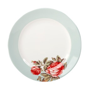 V&A Rose Chintz Side Plate